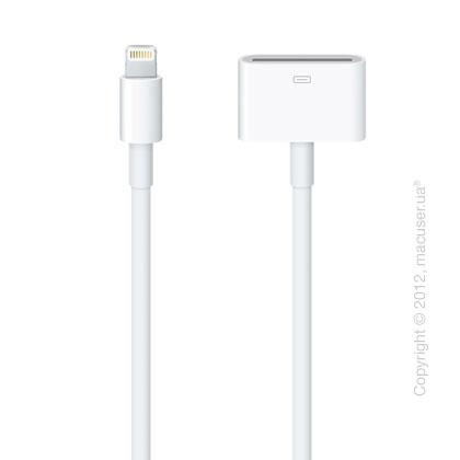Кабель Apple Lightning to 30-pin Adapter 0.2m