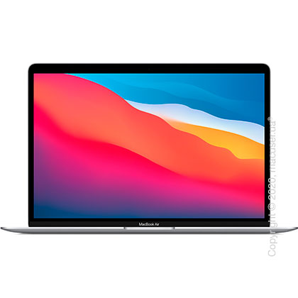 Apple MacBook Air 13 M1 2TB, Silver 2020