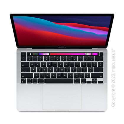 "Ноутбук Apple MacBook Pro M1 13"" 2TB Silver Late 2020 (Z11D000GL)"