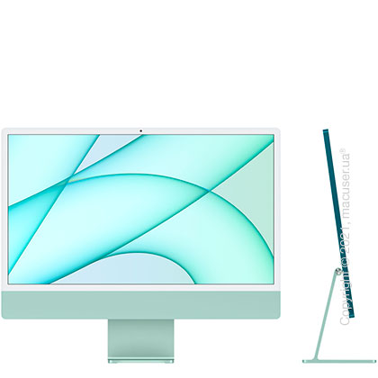 Apple iMac 24'' M1 Green 2021 (MGPH3)