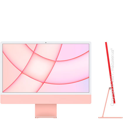 Apple iMac 24'' M1 Pink 2021 (Z132)