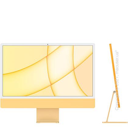 Apple iMac 24'' M1 Yellow 2021 (Z12S)