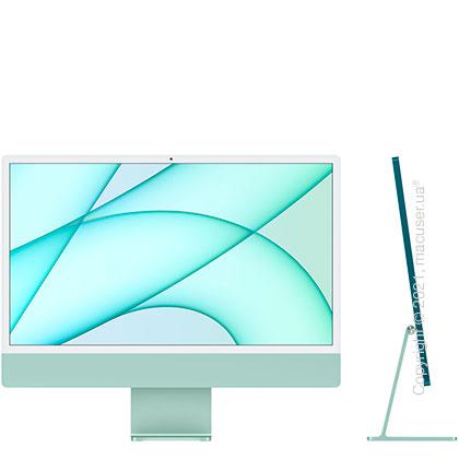 Apple iMac 24'' M1 Green 2021 (MGPJ3)