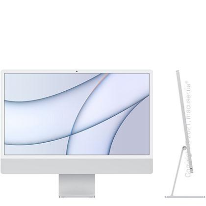 Apple iMac 24'' M1 Silver 2021 (MGPD3)