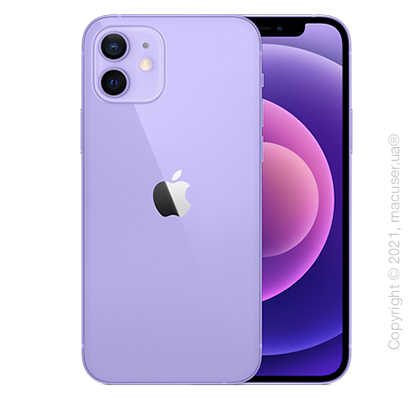 Apple iPhone 12 256GB, Purple New