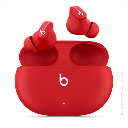 Beats Studio Buds – True Wireless Noise Cancelling Earphones – Red New