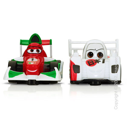 Disney Cars 2 AppMATes by Spinmaster - Todoroki/Francesco Bernoulli