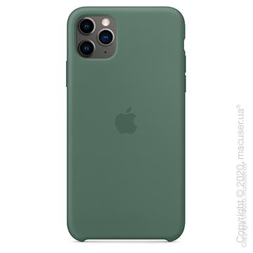 Чехол iPhone 11 Pro Max Silicone Case Pine Green