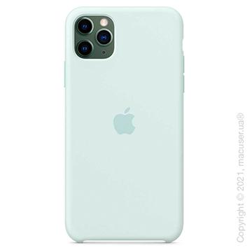 Чехол iPhone 11 Pro Max Silicone Case, Seafoam