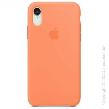 Чехол iPhone Xr Silicone Case, Papaya