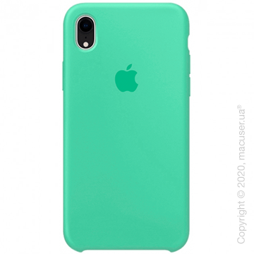 Чехол iPhone Xr Silicone Case, Spearmint