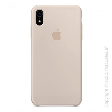 Чехол iPhone Xr Silicone Case, Stone