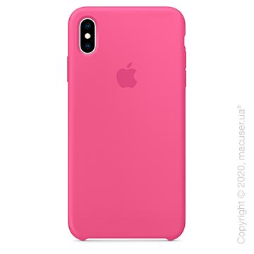 Чехол iPhone Xs Silicone Case, Dragon Fruit