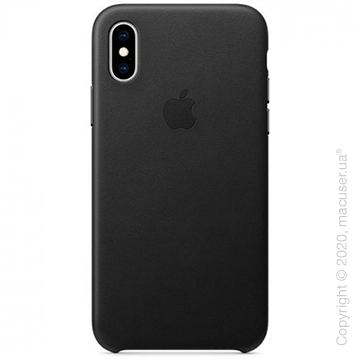 Чехол iPhone Xs Max Silicone Case, Black