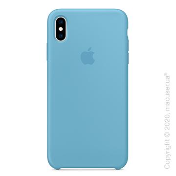 Чехол iPhone Xs Max Silicone Case, Cornflower