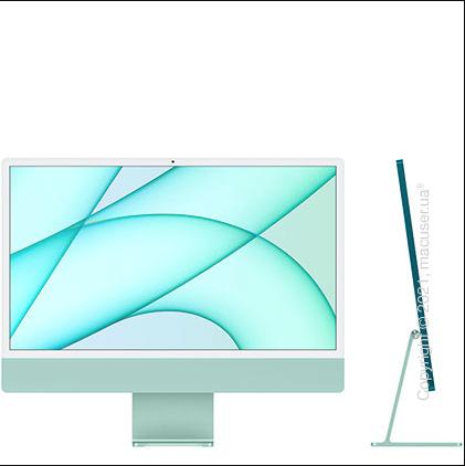 Apple iMac 24'' M1 Green 2021 (Z12U000NU / Z12U0006V)