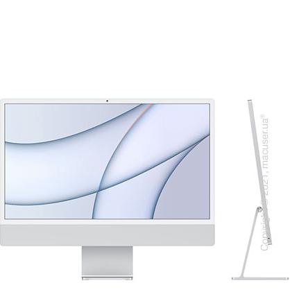 Apple iMac 24'' M1 Silver 2021 (Z12Q000NU / Z12Q0006V)