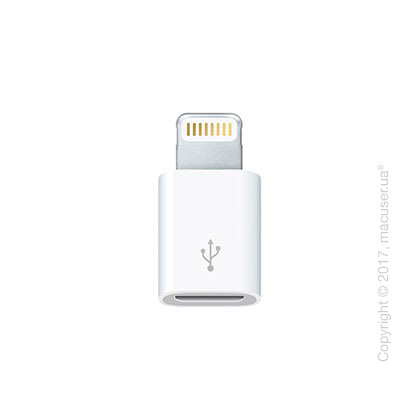 Переходник Apple Lightning to Micro USB Adapter