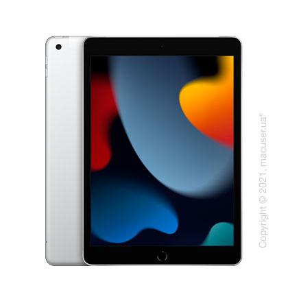 Apple iPad 10.2 Wi-Fi + Cellular 256GB, Silver