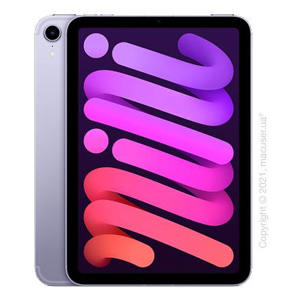 Apple iPad Mini 6 Wi-Fi+Cellular 256GB, Purple