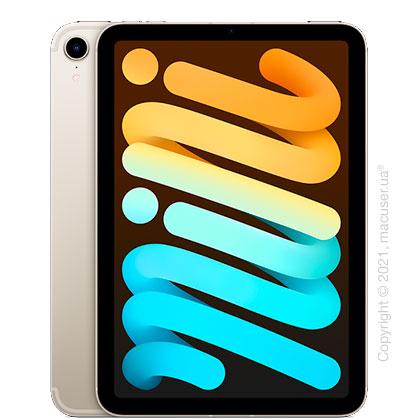 Apple iPad Mini 6 Wi-Fi+Cellular 256GB, Starlight