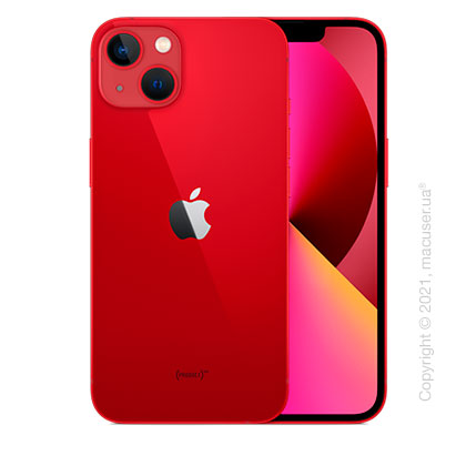 Apple iPhone 13 128GB, (PRODUCT)RED