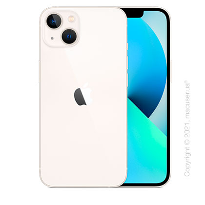 Apple iPhone 13 512GB, Starlight