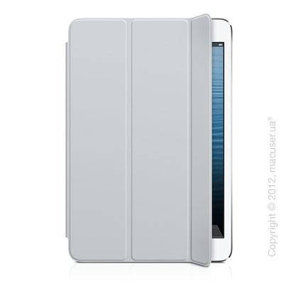 Чехол Smart Cover Polyurethane, Light Gray для iPad mini