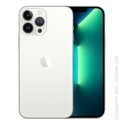 Apple iPhone 13 Pro Max 128GB, Silver