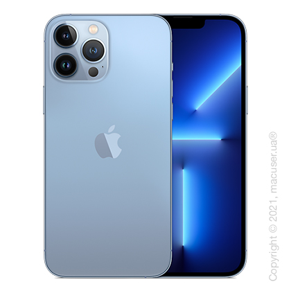 Apple iPhone 13 Pro Max 128GB, Sierra Blue