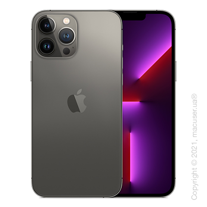 Apple iPhone 13 Pro Max 256GB, Graphite