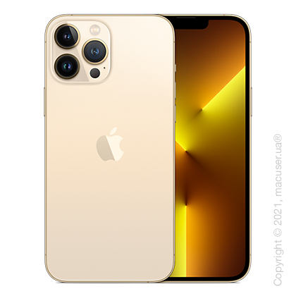 Apple iPhone 13 Pro Max 256GB, Gold