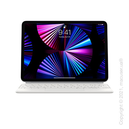 Чехол-клавиатура Apple Magic Keyboard White для iPad Pro 11 – USA