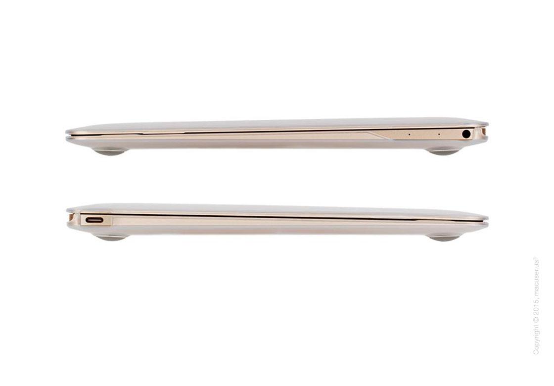 Чехол Moshi Ultra Slim Case iGlaze Stealth Clear для MacBook 12