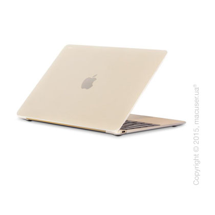 Чехол Moshi Ultra Slim Case iGlaze Stealth Clear для MacBook 12