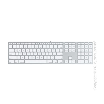 Apple Wired Keyboard with Numeric Keypad USA