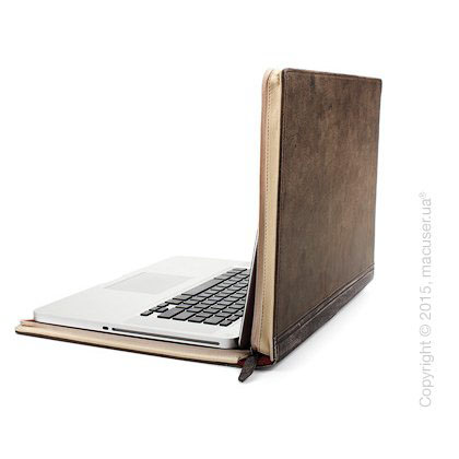 Чехол-книжка Twelvesouth BookBook, Black для Apple MacBook Pro/with Retina Display 13