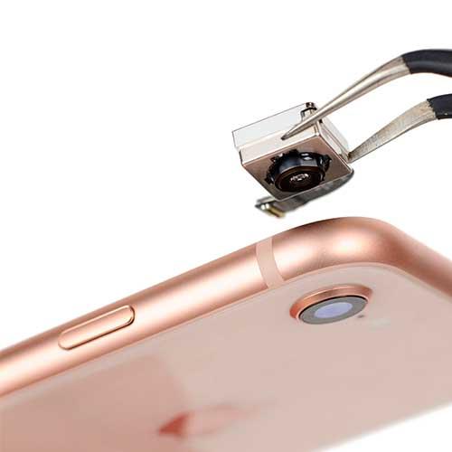 ремонт камеры iphone 8